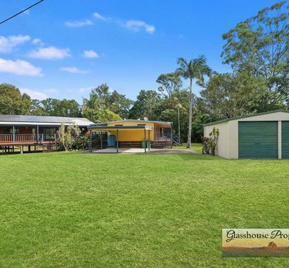 44 Scotts Road, Glass House Mountains