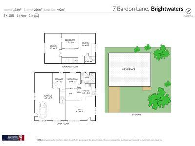 7 Bardon Lane , Brightwaters