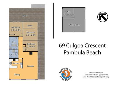 69 Culgoa Crescent, Pambula Beach