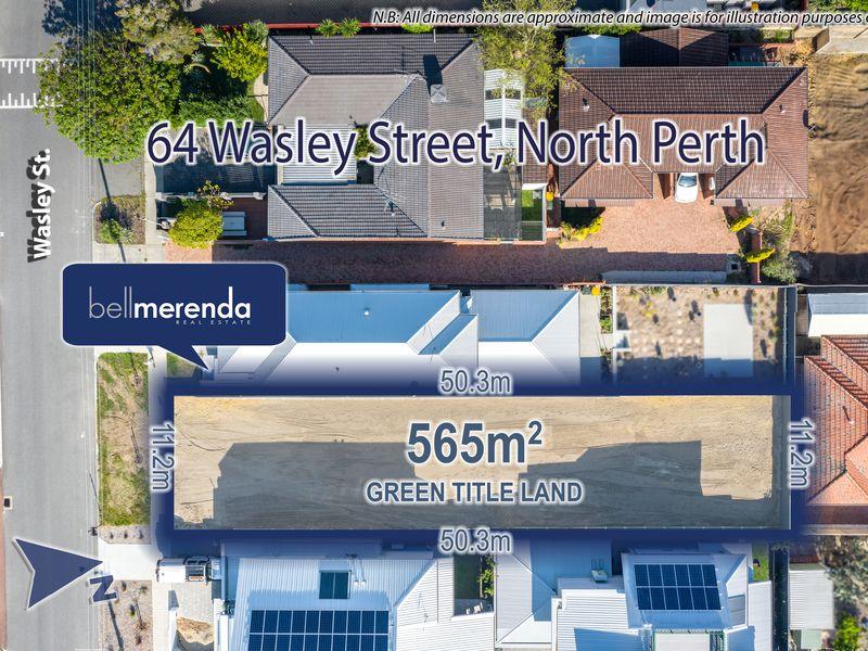 64 Wasley Street, North Perth