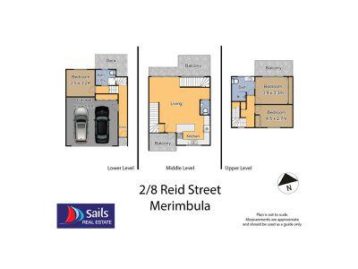 2 / 8 Reid Street, Merimbula