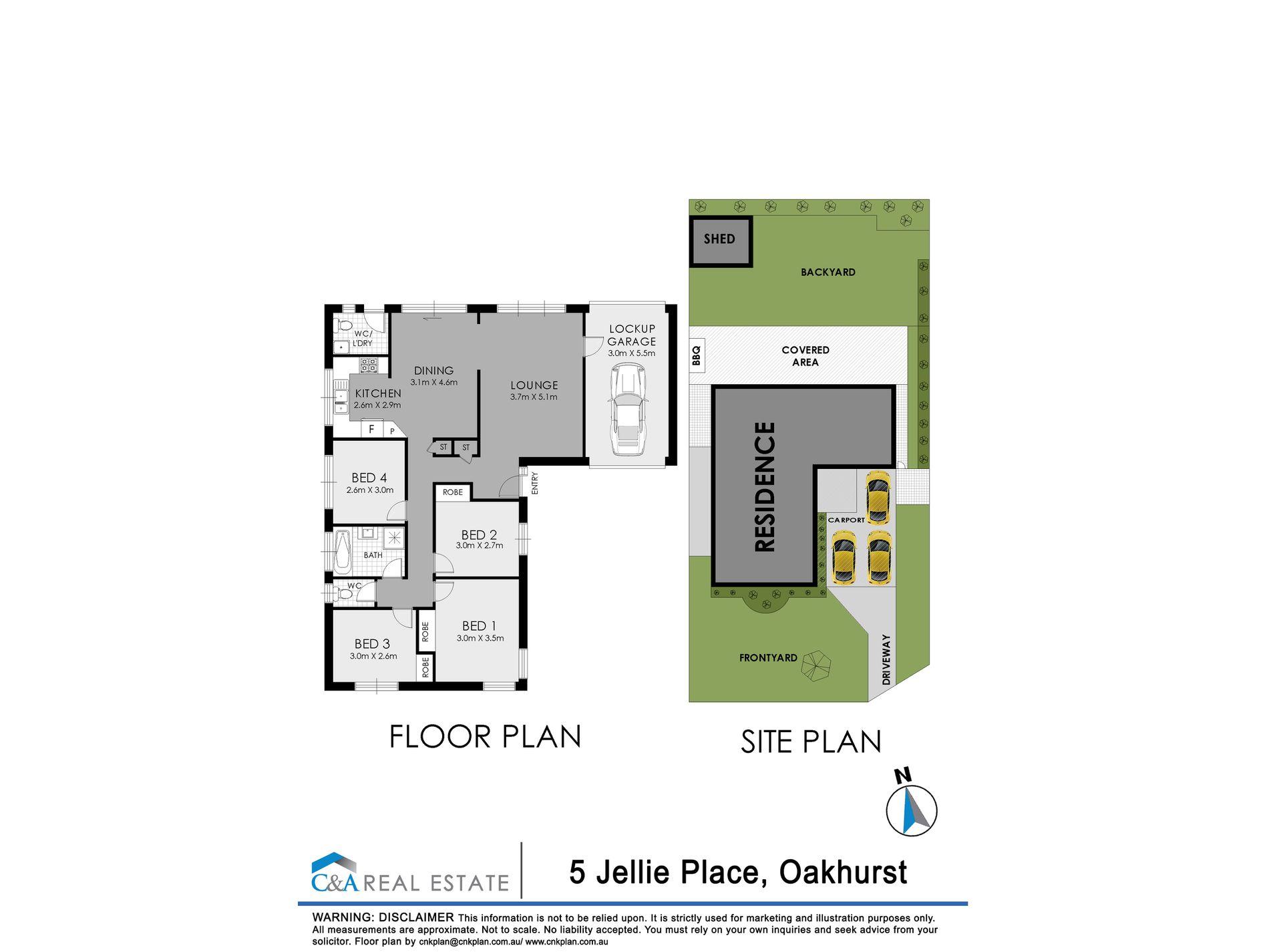 5 Jellie Place, Oakhurst