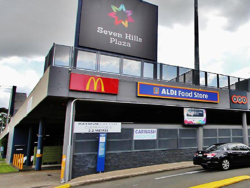 Seven Hills MR