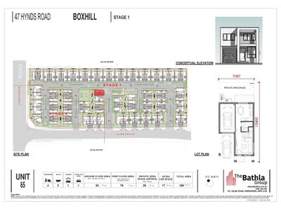 TH 65 / 47 Hynds Road (Proposed address), Box Hill