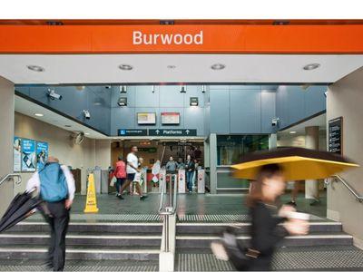 B907 / 27-31 Belmore Street, Burwood