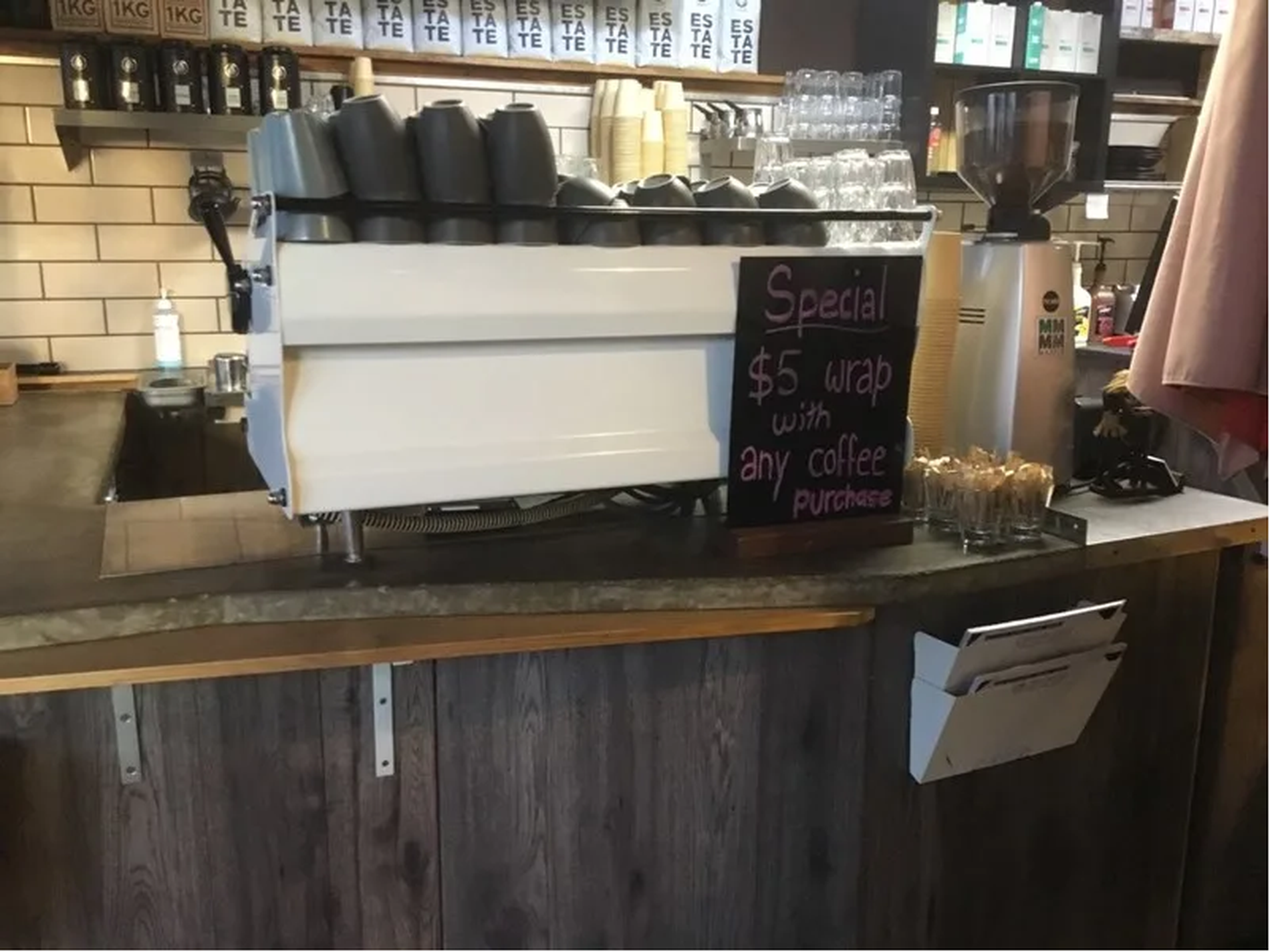 SOLD - Cafe Business For Sale Bayside