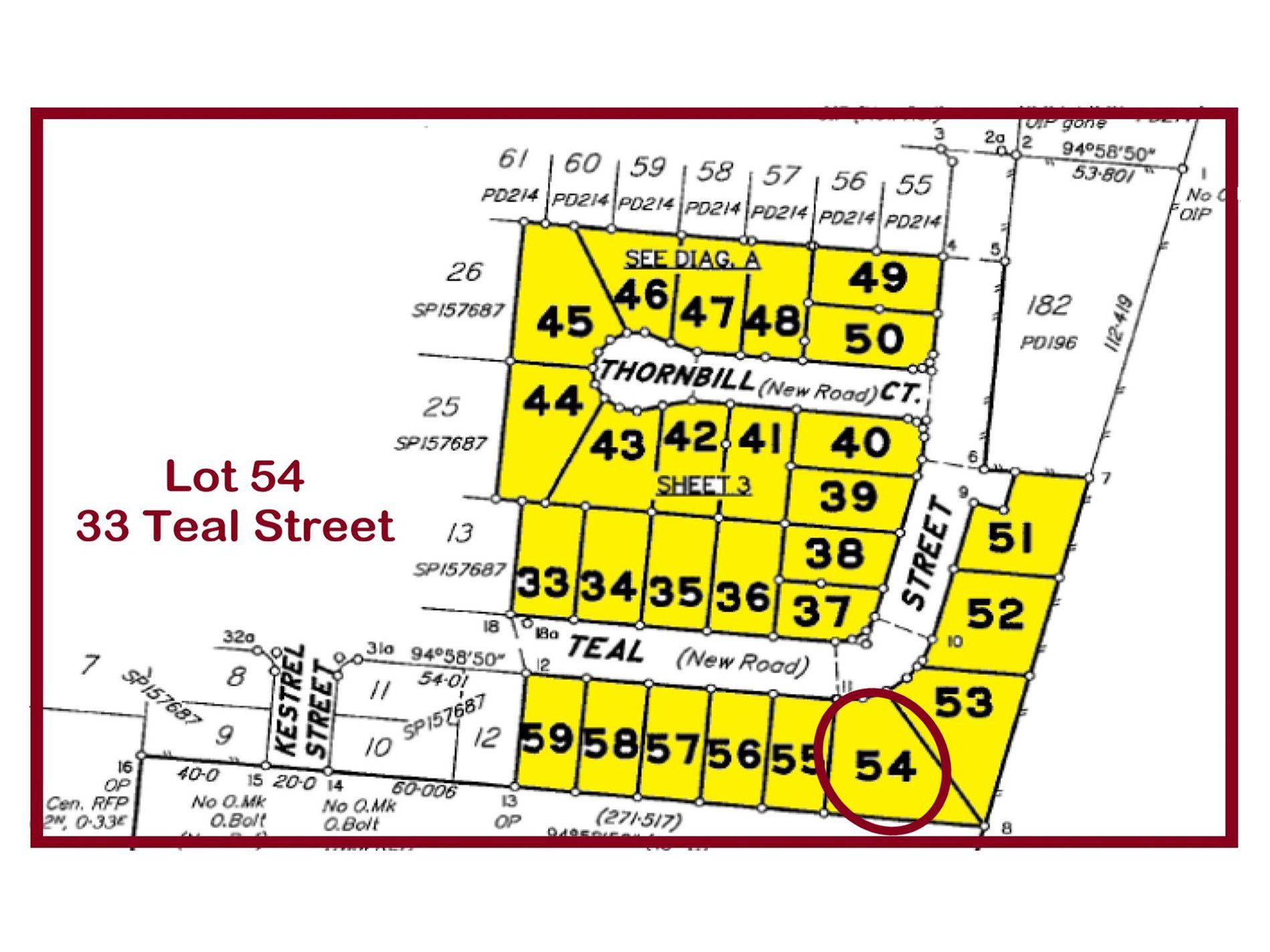 Lot 54, 33 Teal Street, Longreach