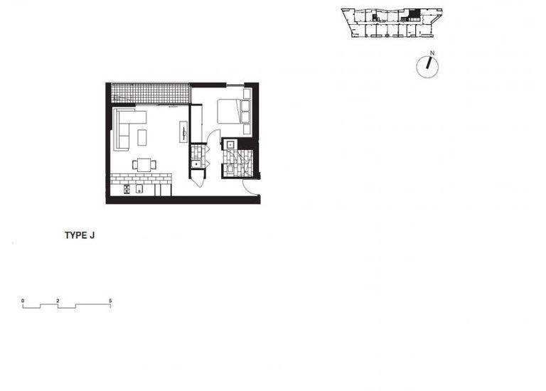610 / 8 Marmion Place, Docklands