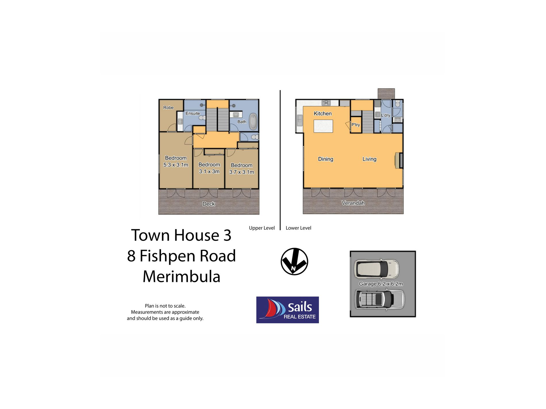 3 / 8 Fishpen Road, Merimbula