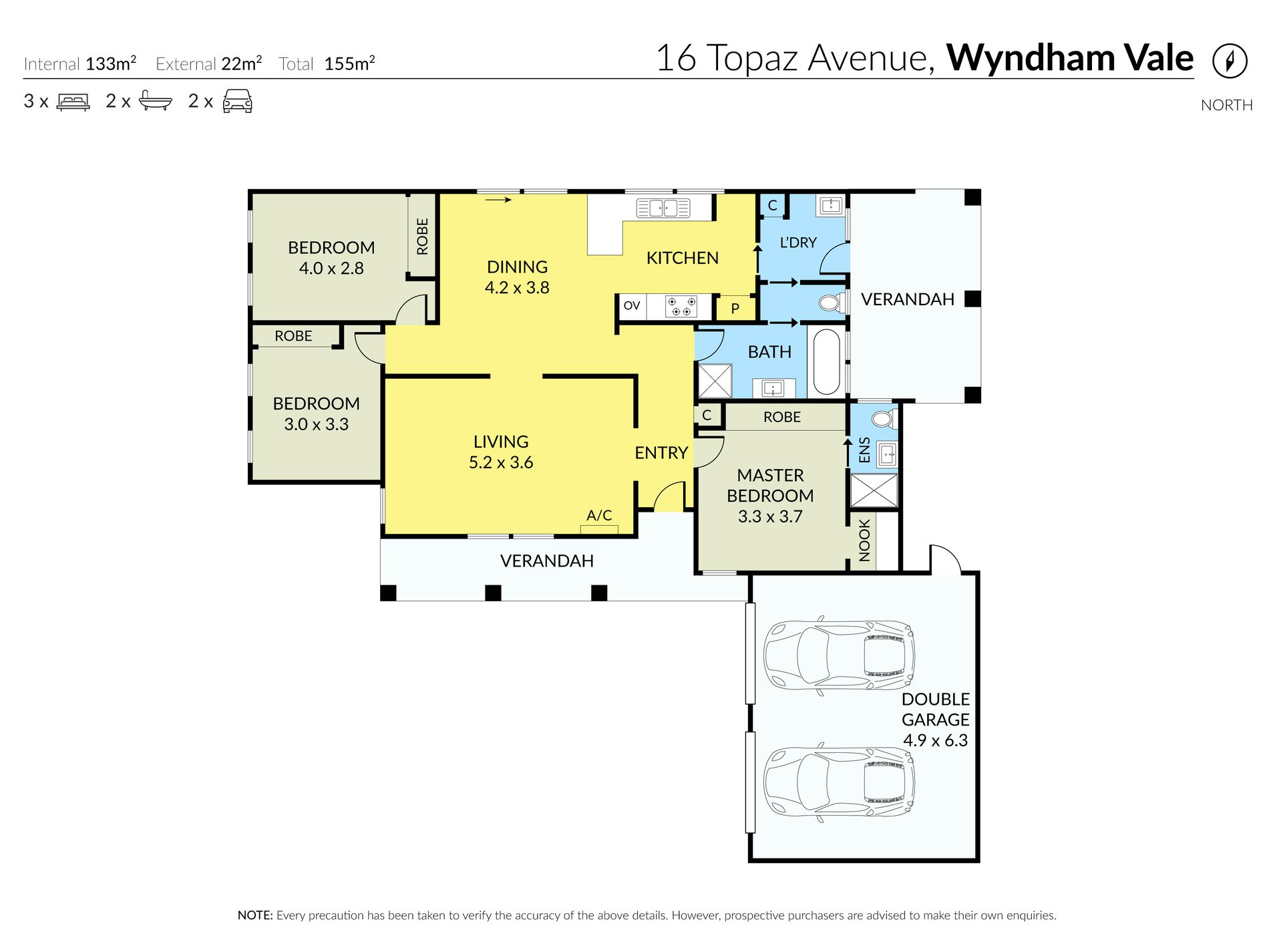 16 Topaz Avenue, Wyndham Vale