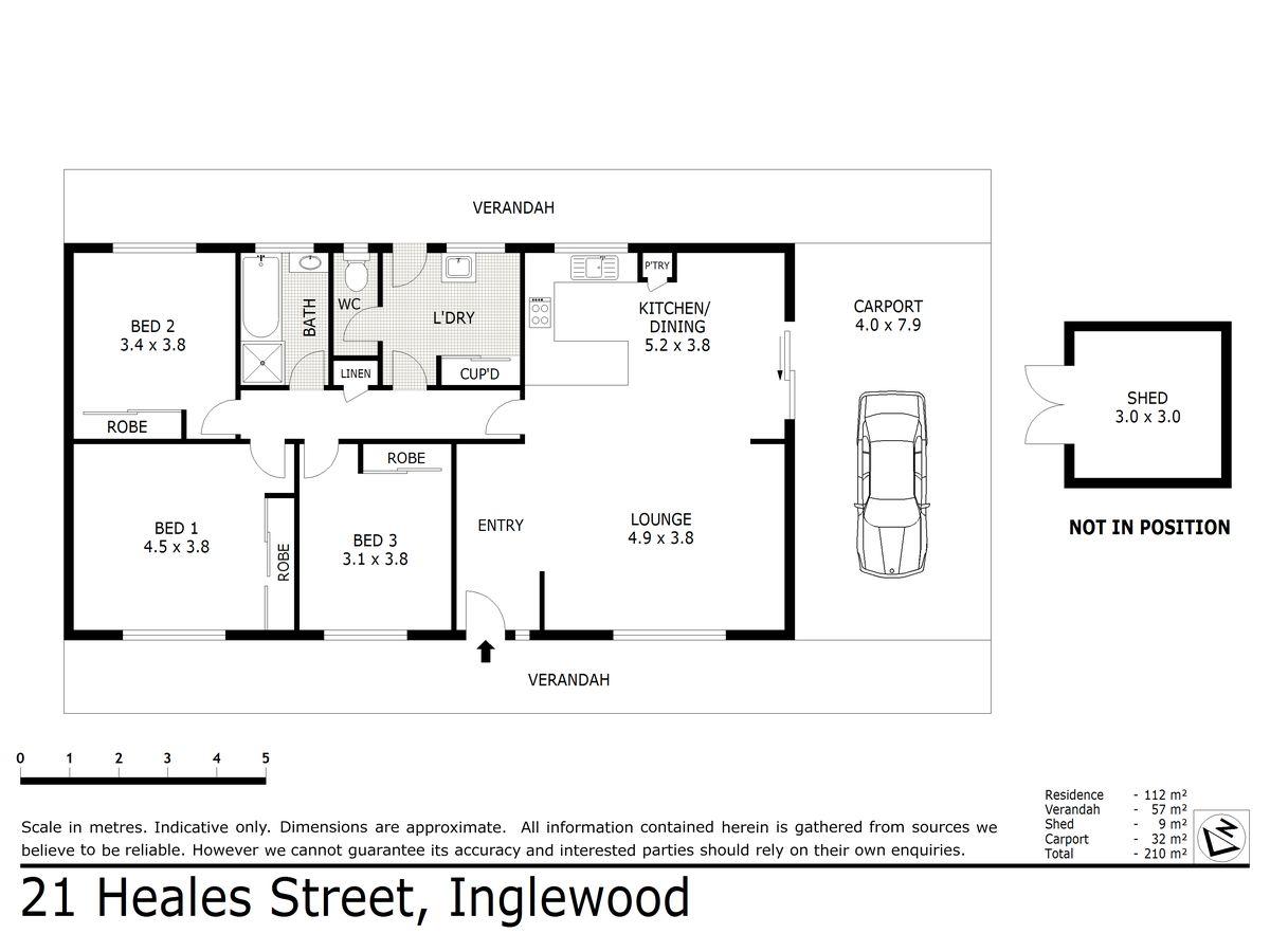 21 Heales Street, Inglewood