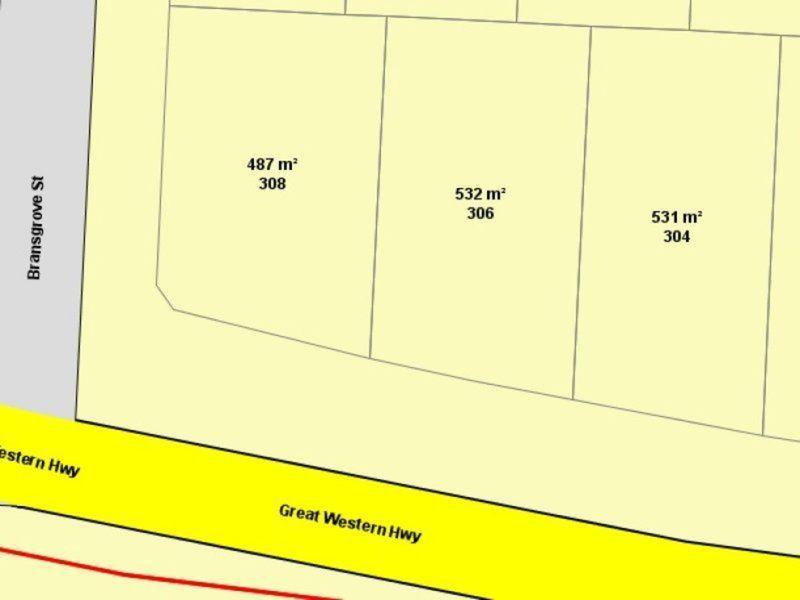 304-308 GREAT WESTERN HIGHWAY, Wentworthville