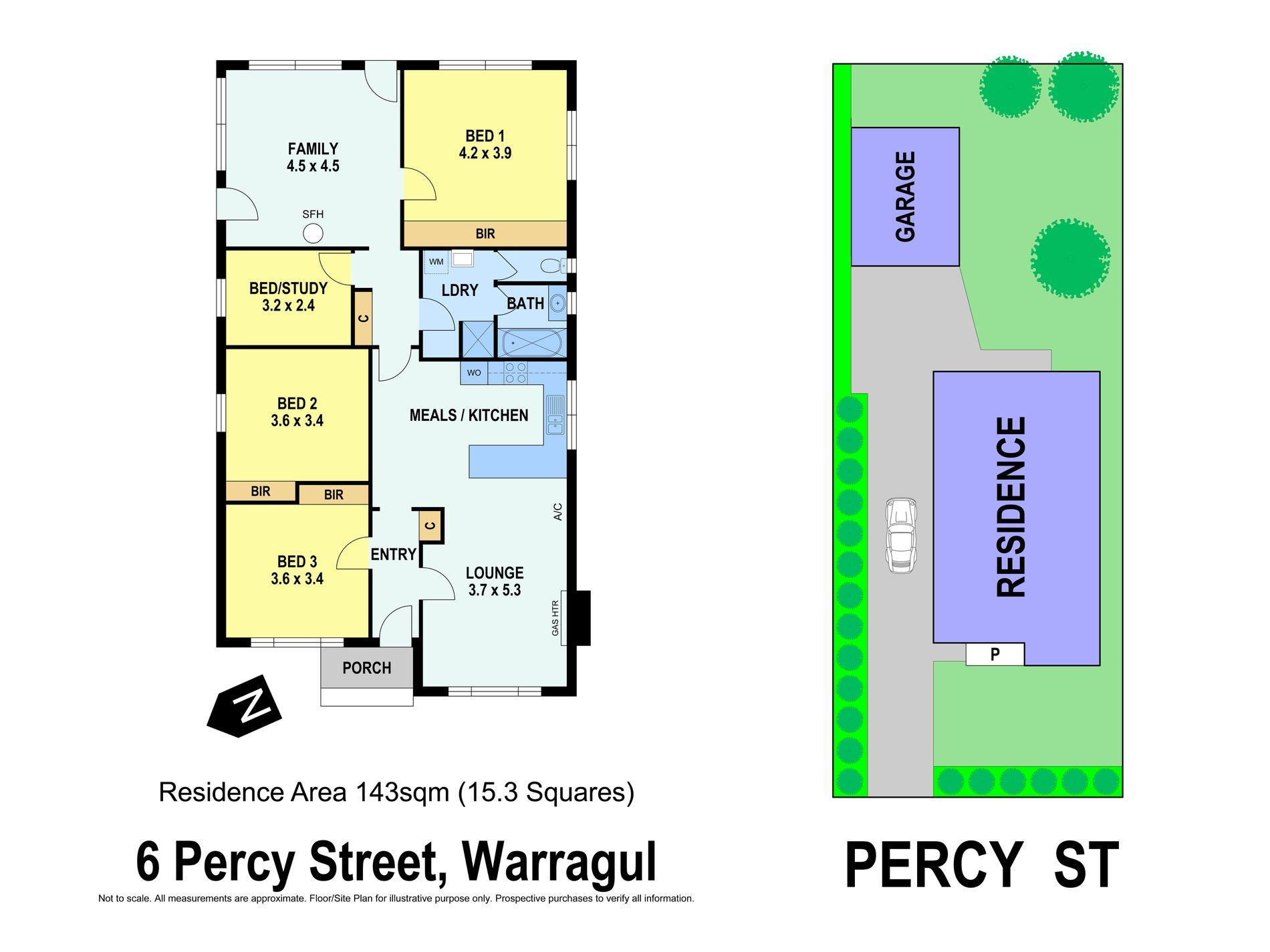 6 Percy Street, Warragul
