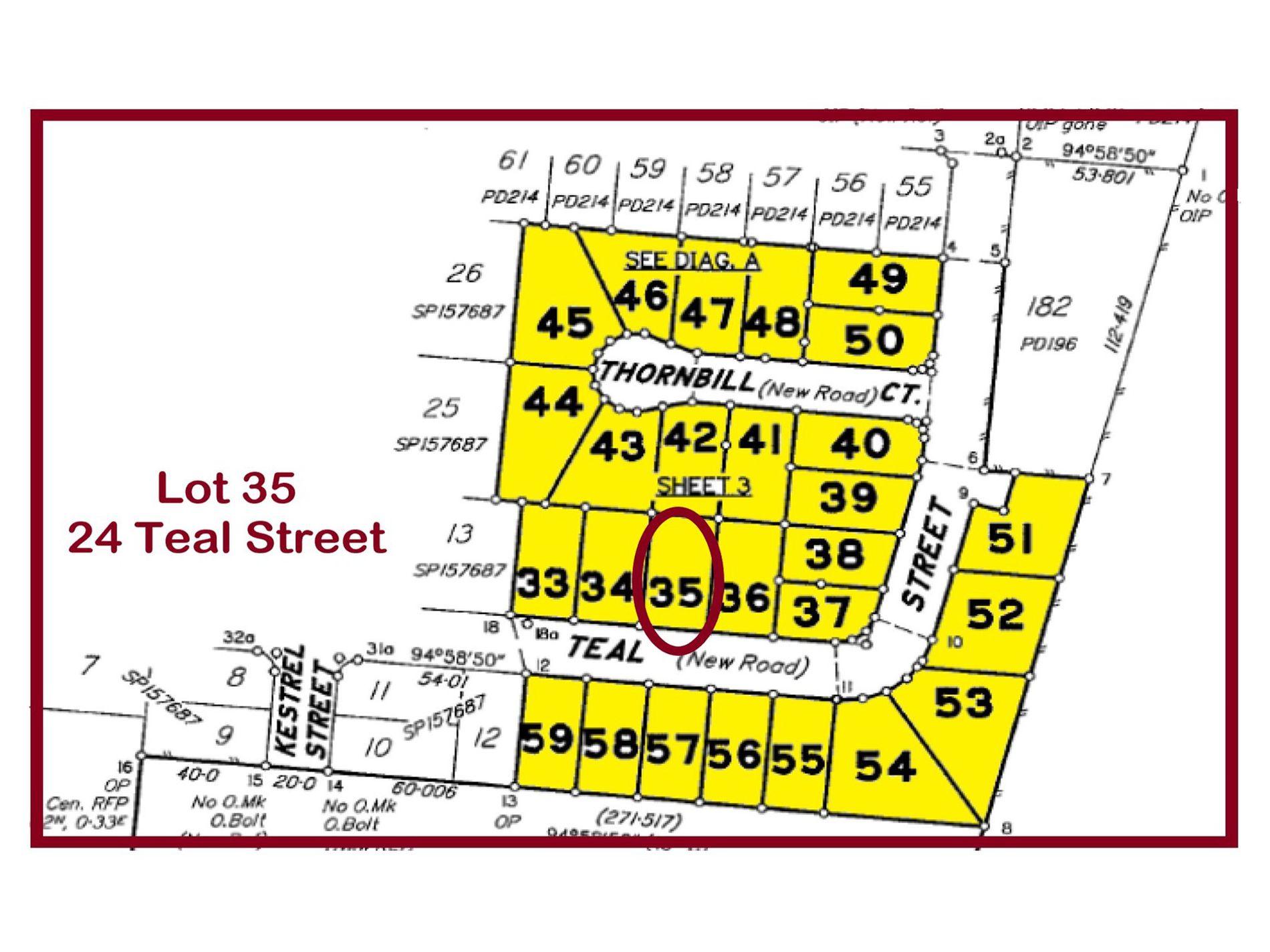 Lot 35, 24 Teal Street, Longreach