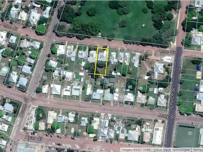20 Anne Street, Charters Towers City