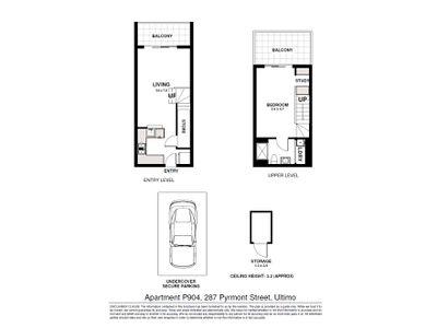 P904 / 287 Pyrmont Street, Ultimo