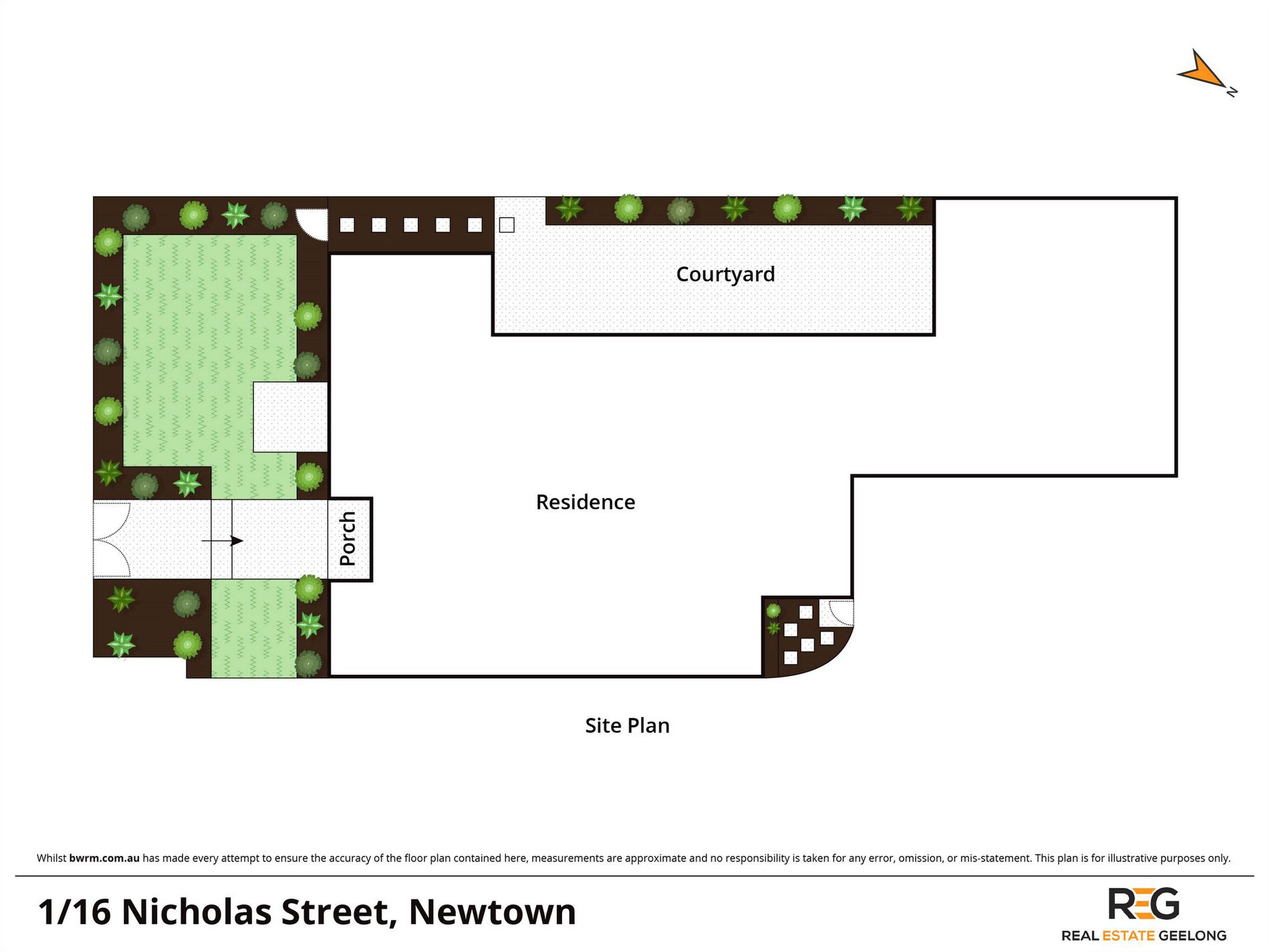 1 / 16 NICHOLAS STREET, Newtown