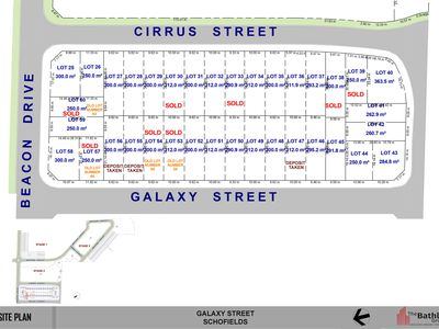 Lot 52 Galaxy Street, Schofields
