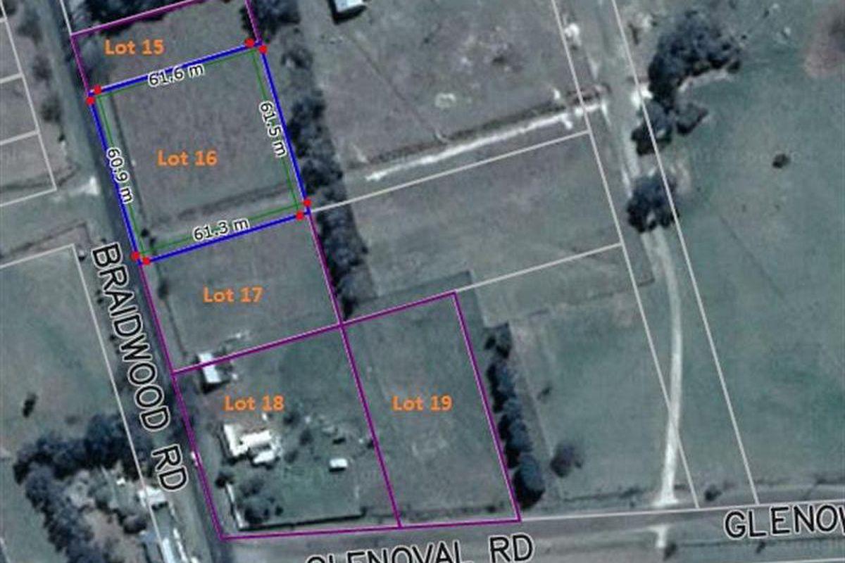 3690.7sqm - Lot 16, Lake Bathurst