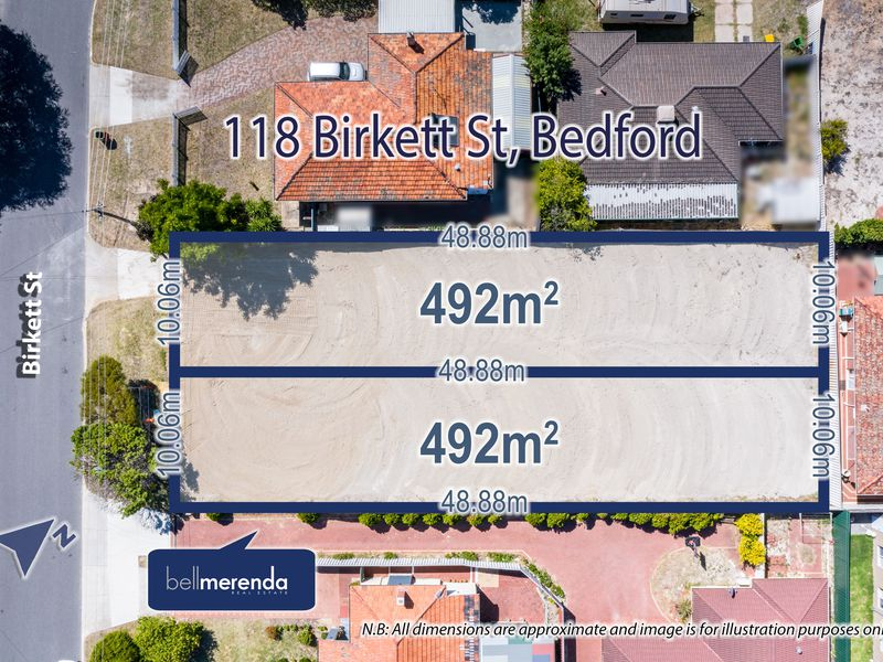 Lot 301 118 Birkett Street, Bedford