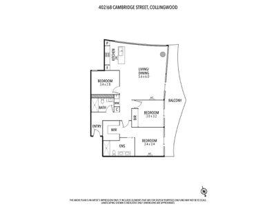 402 / 68 Cambridge Street, Collingwood