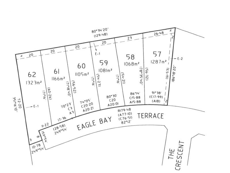 Lot 62 Eagle Bay Terrace, Paynesville