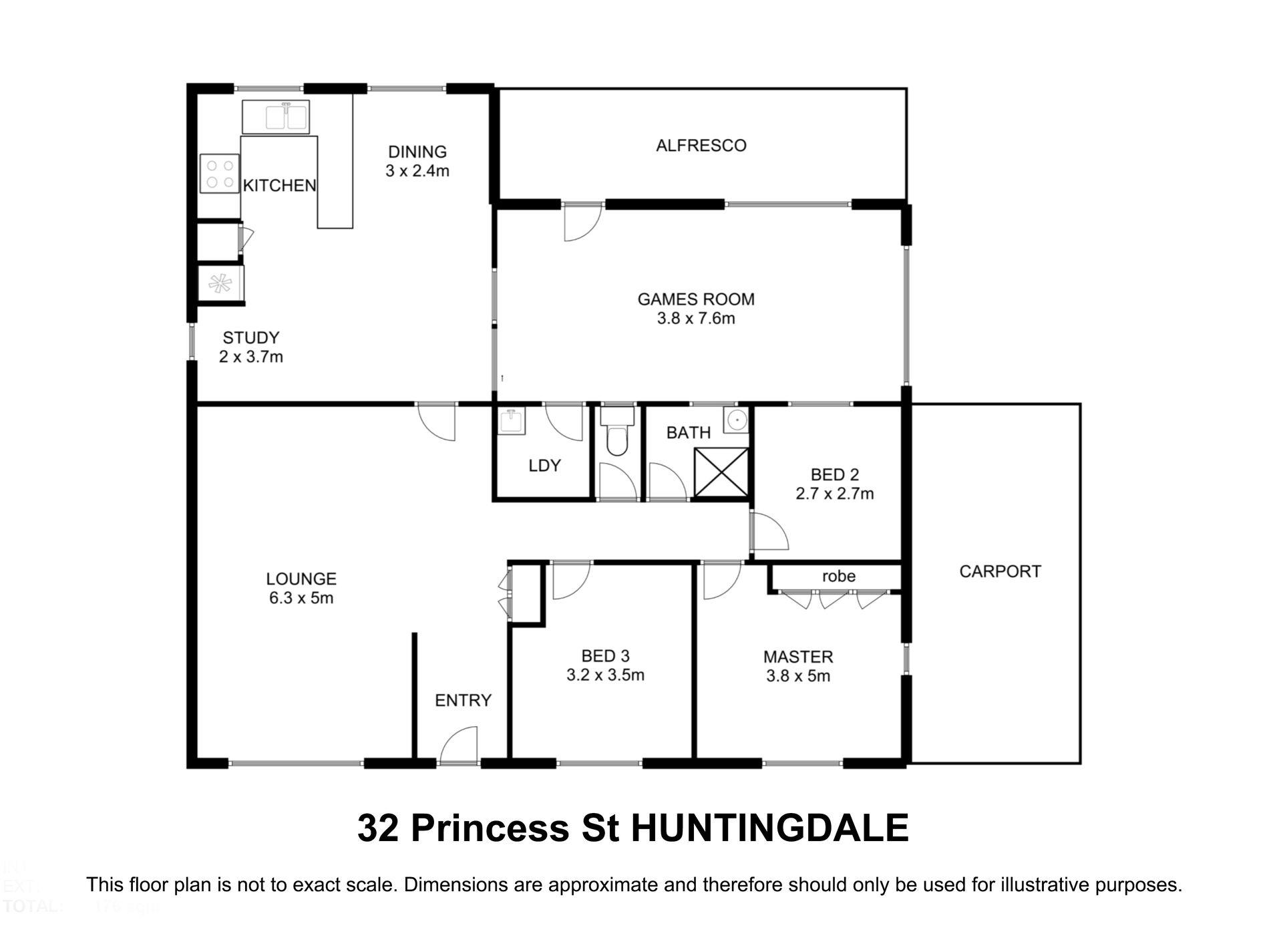 32 Princess Street, Huntingdale