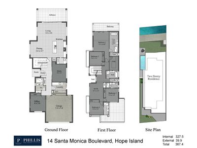 14 Santa Monica Boulevard, Hope Island