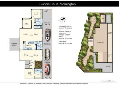 1 Ginnie Court, Mornington