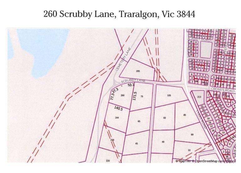 260 Scrubby Lane, Traralgon