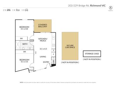 202 / 229 Bridge Road, Richmond