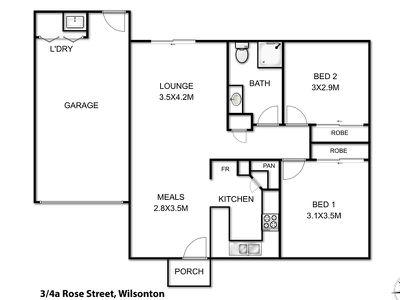 3 / 4A Rose Street, Wilsonton