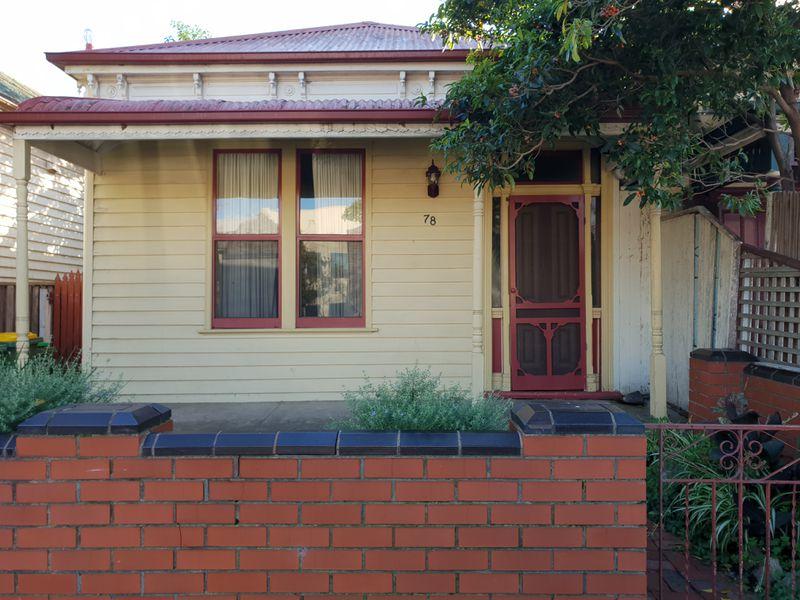 78 Donald Street, Footscray