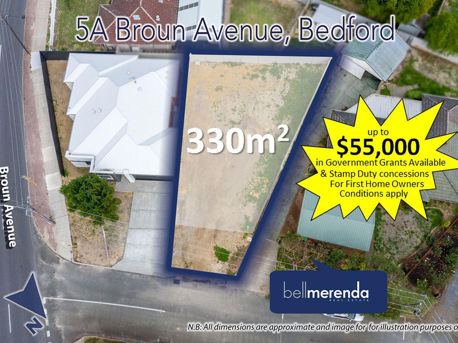 5A Broun Avenue, Bedford
