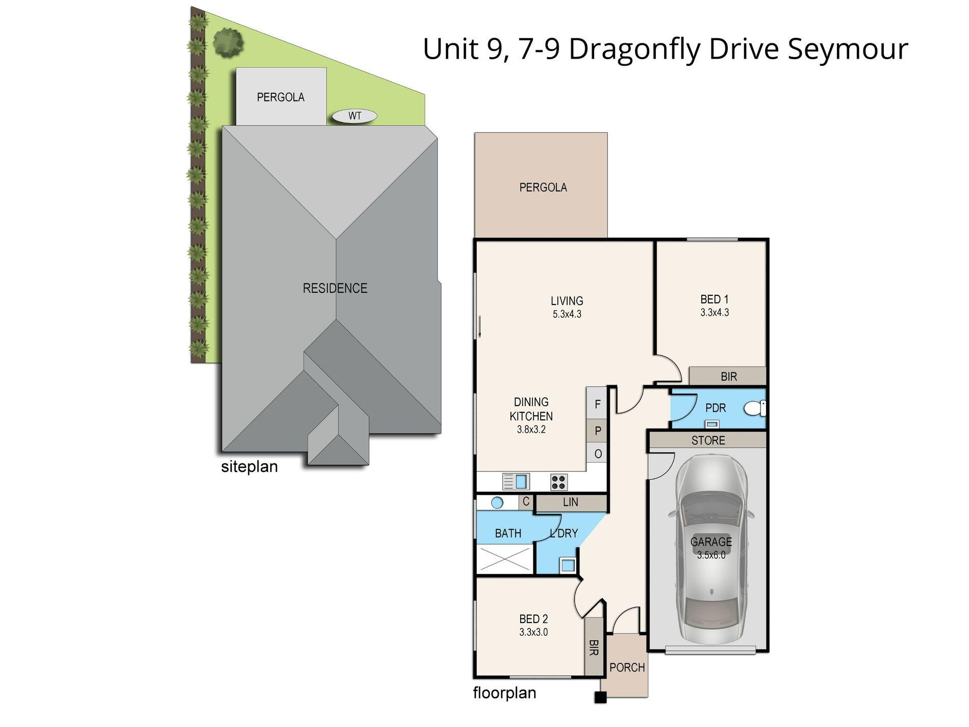9 / 1-7 Dragonfly Drive, Seymour