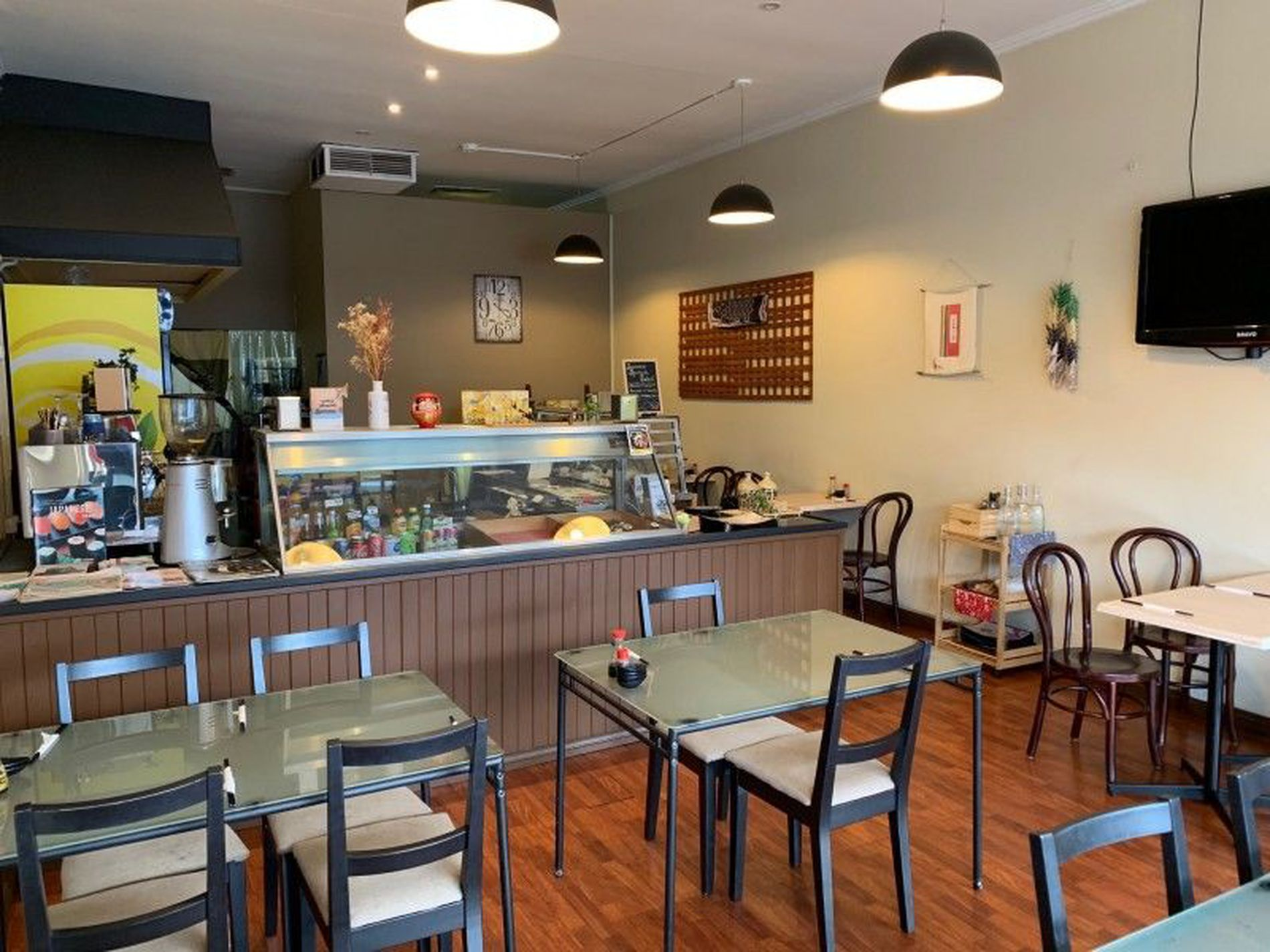 Japanese Restaurant and Takeaway Business for Sale