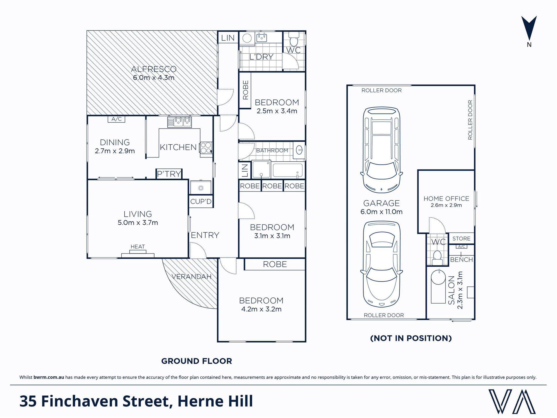 35 Finchaven Street, Herne Hill