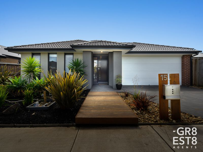 15 CAZALY WAY, Cranbourne West