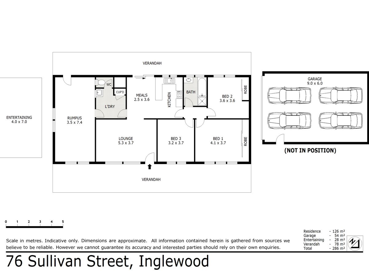 76 Sullivan Street, Inglewood