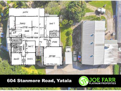 604 STANMORE ROAD, Yatala