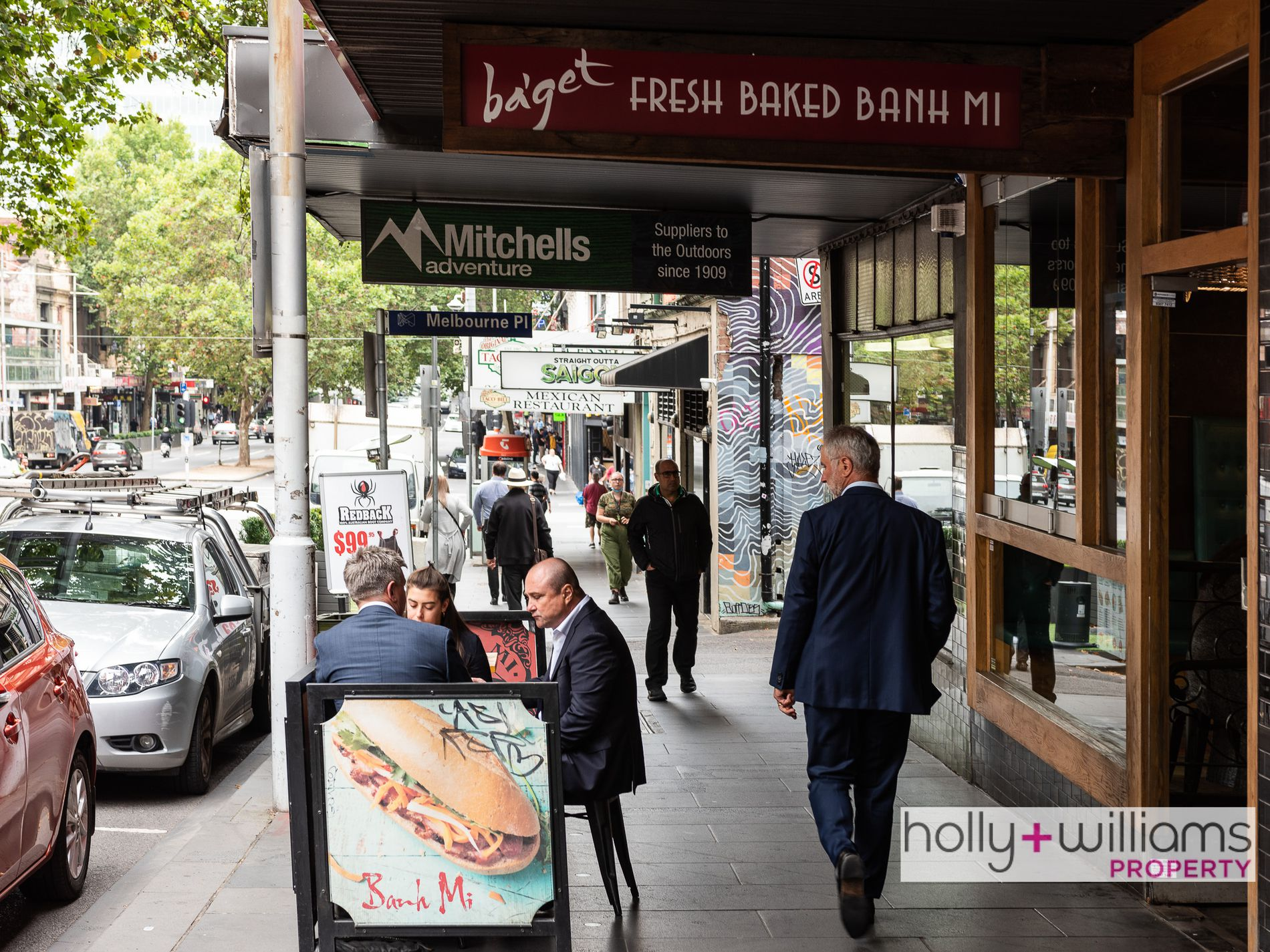 807 / 118 Russell Street, Melbourne