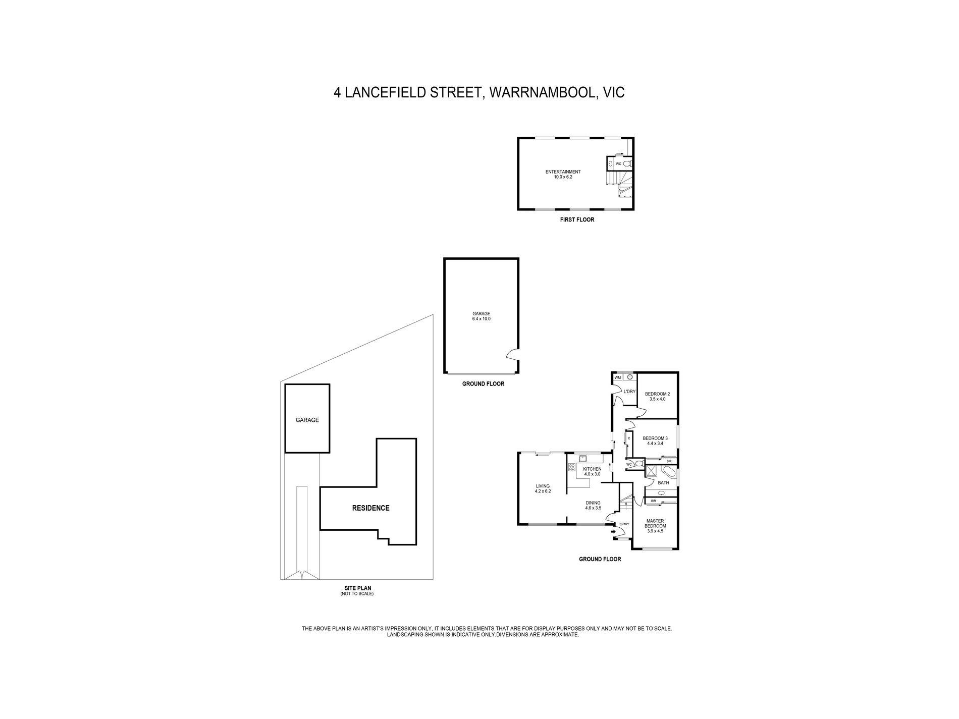 4 Lancefield Street, Warrnambool