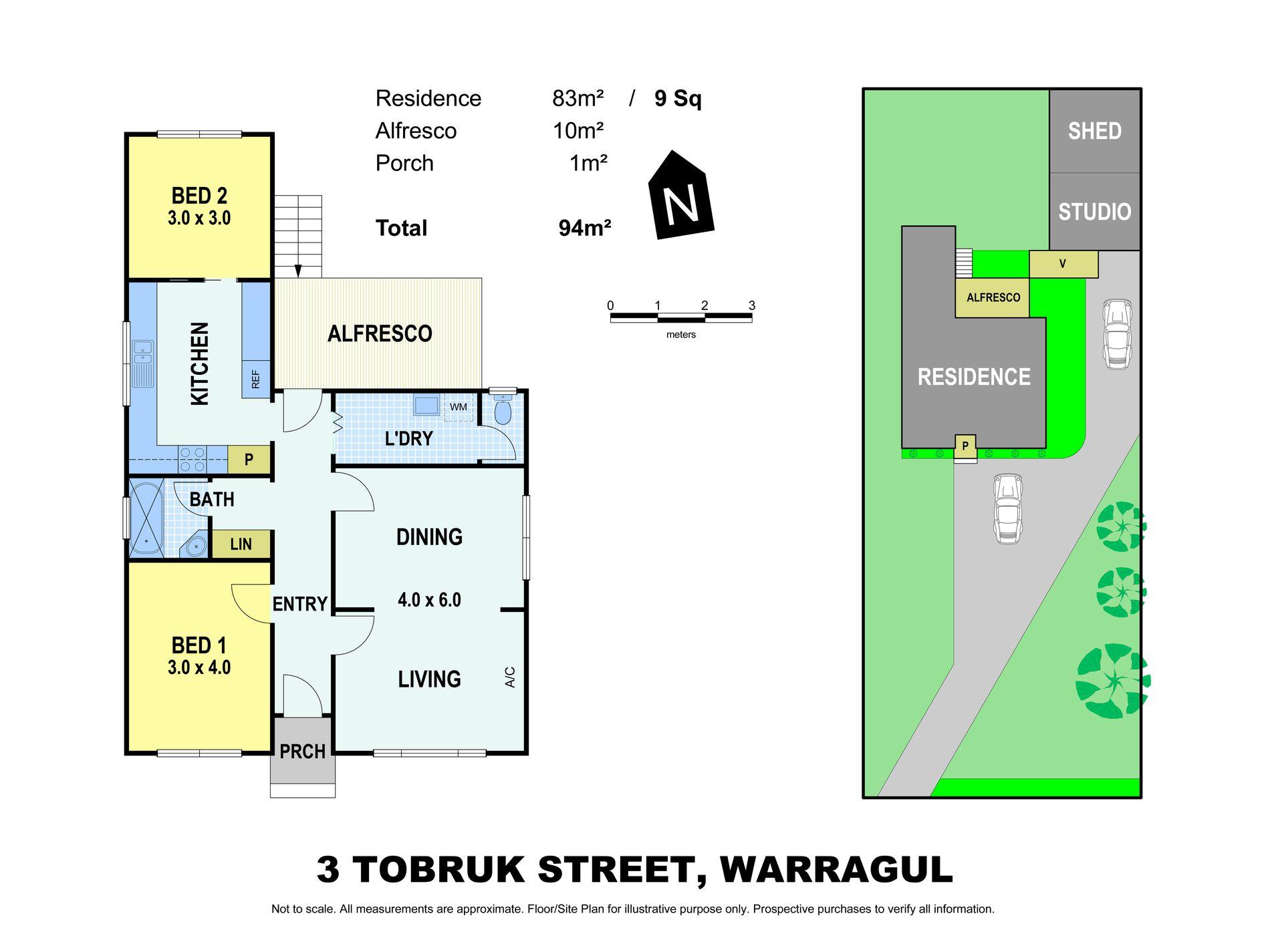 3 Tobruk Street, Warragul