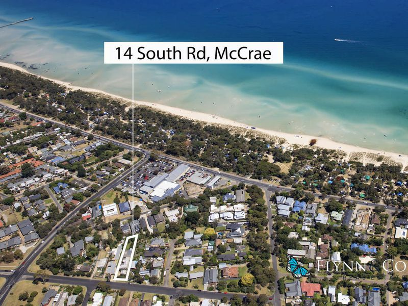 14 South Road, Mccrae