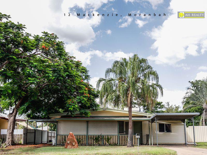 12 MacKenzie Drive, Moranbah