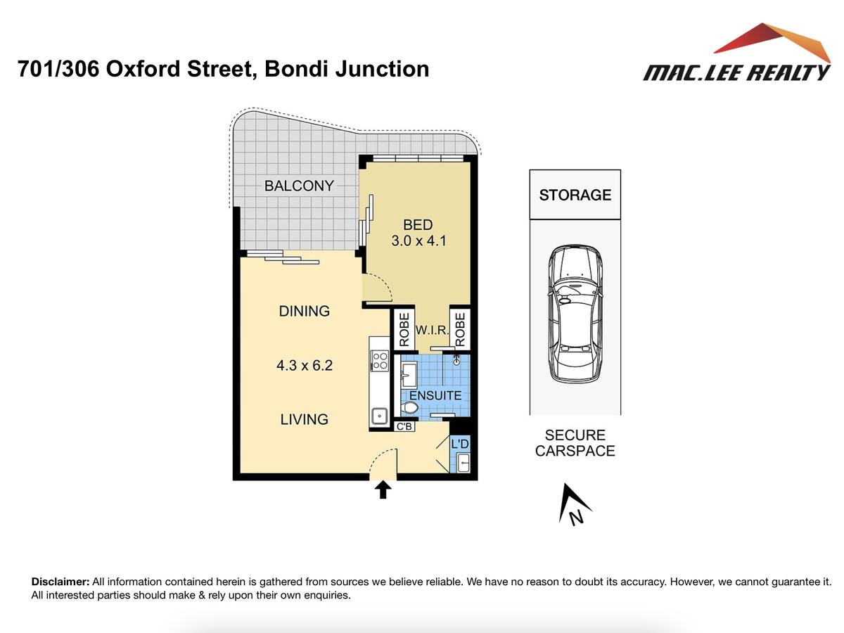 701 / 306 Oxford Street, Bondi J...