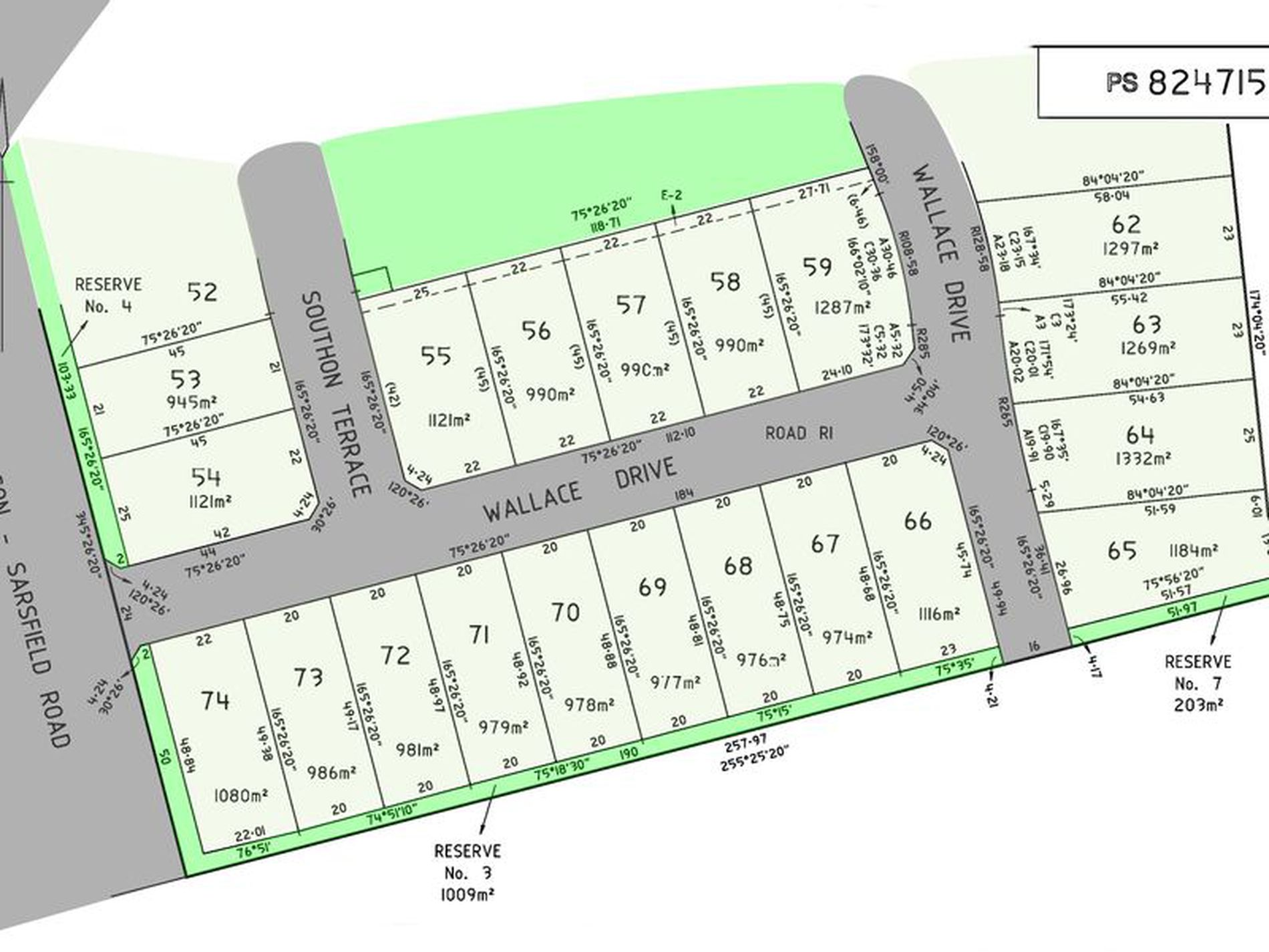Lot 67 Whitworth Drive, Nicholson