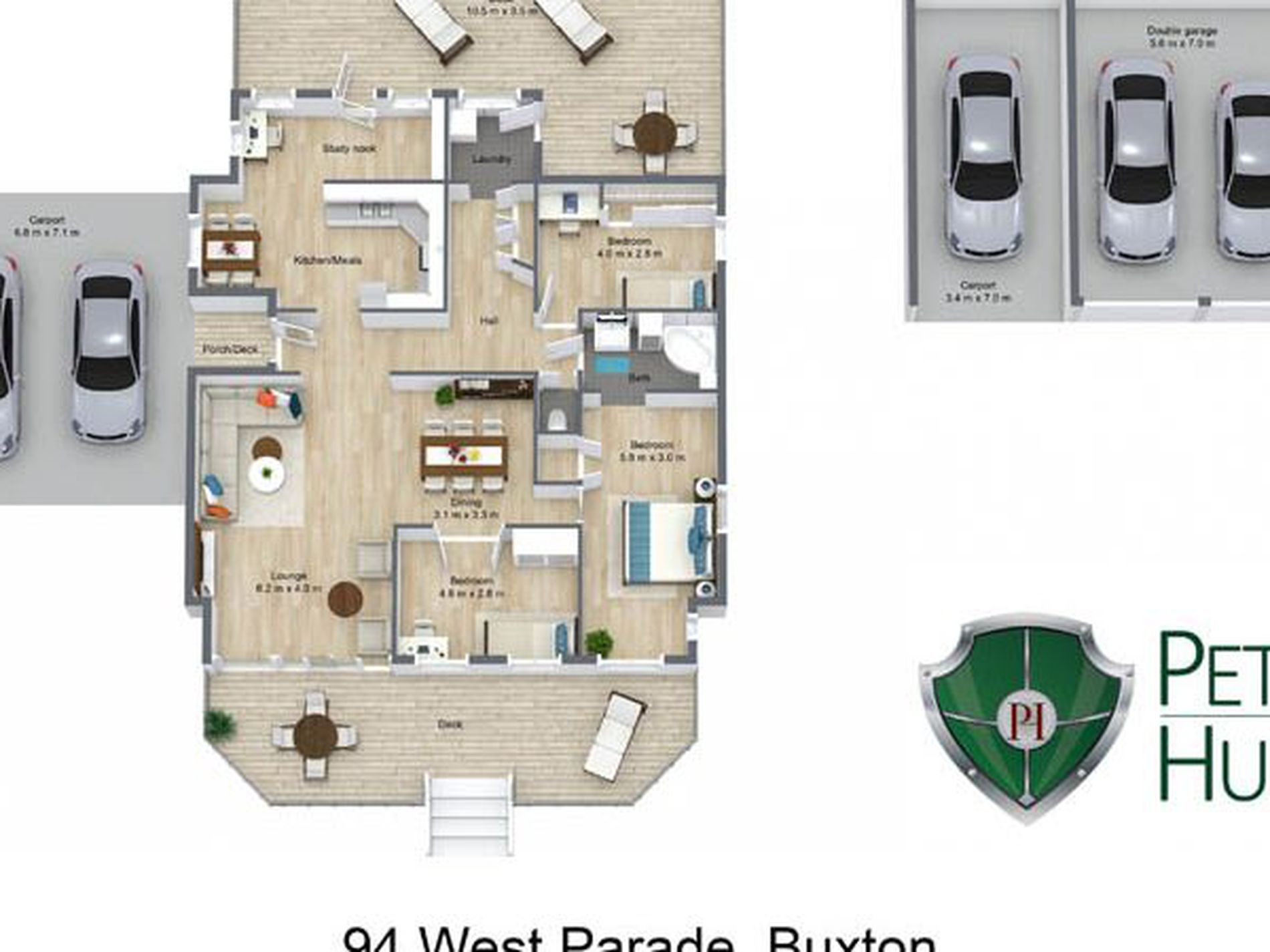 94 West Parade, Buxton