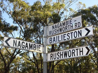 Crown Allotment 127 Nagambie Rushworth Road , Nagambie