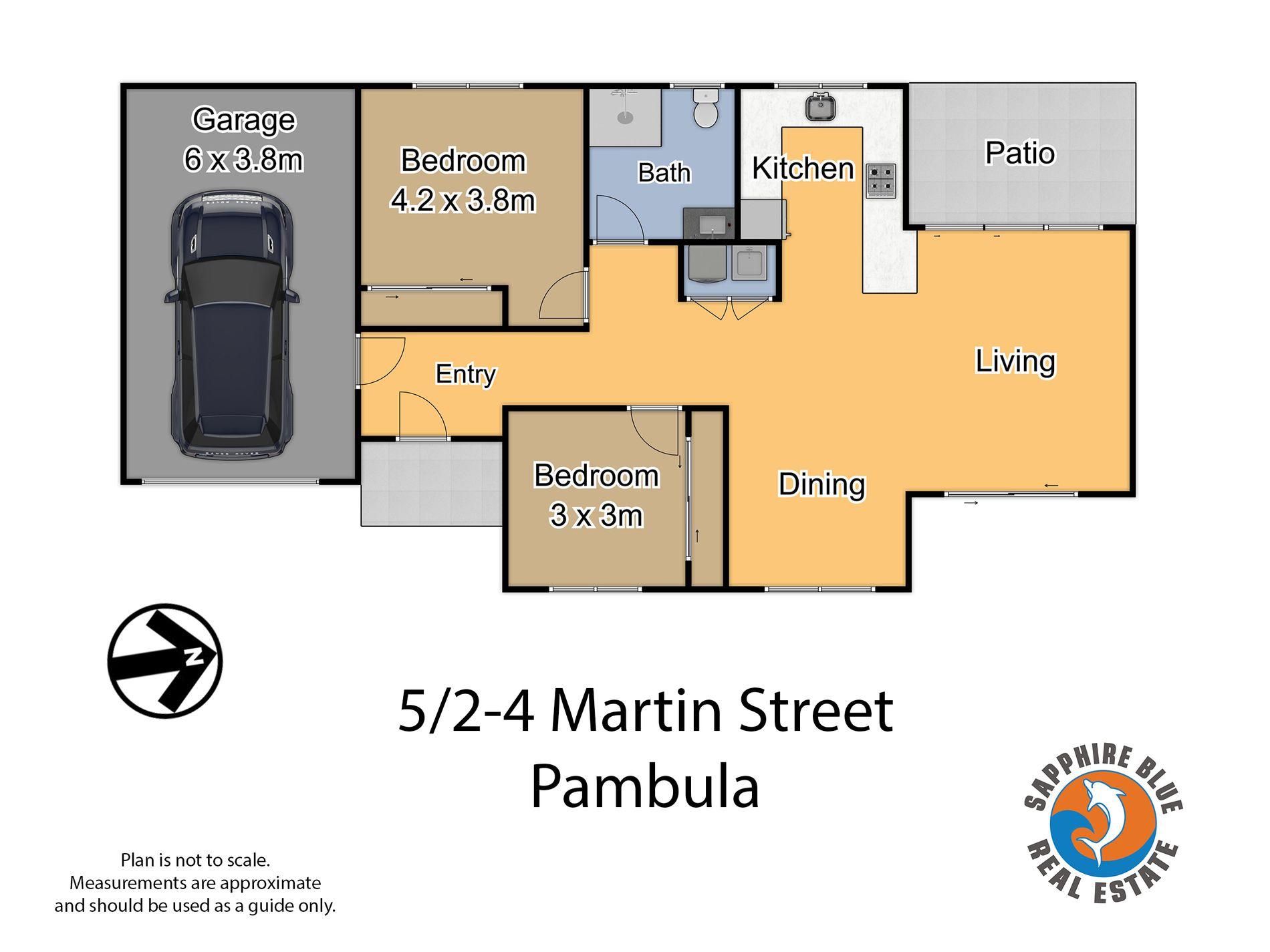 5 / 2-4 Martin Street, Pambula